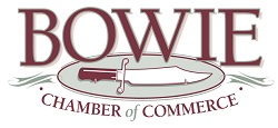 Bowie TX Chamber of Commerce Logo
